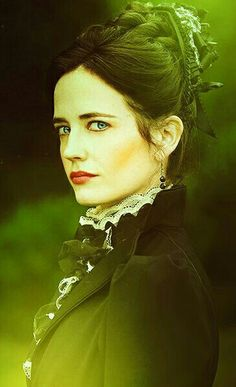Eva Green. Penny Dreadful. Devastatingly Drop Dead Gorgeous Woman.
