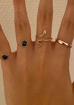 Nail Jewelry, Cute Jewelry, Jewelry Rings, Jewelery, Jewelry Accessories, Hippie Jewelry, Trendy Jewelry, Etsy Jewelry, Luxury Jewelry