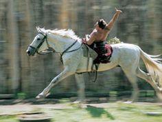 Ukraine River Cruise - Cossack horsemanship, Zaporozhye