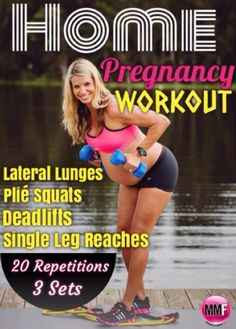 Back of Thighs, Butt, & Leg #WORKOUT for all trimesters of #PREGNANCY.  Safe Pregnancy exercises you can do from home to prevent EXCESS WEIGHT GAIN.  Here is another Pregnancy Workout: http://michellemariefit.publishpath.com/pregnancy-exercise-plan-you-can-do-from-home