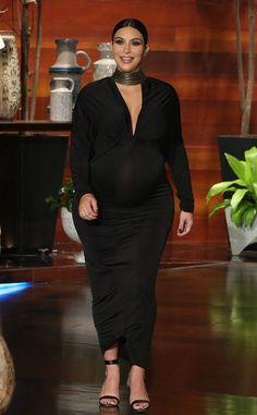 Kim on 'Ellen'
