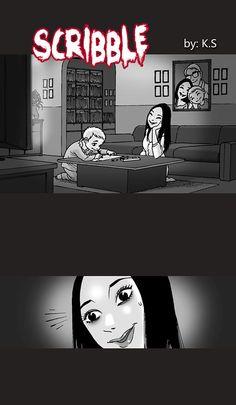 Silent Horror :: Scribble | Tapas - image 1