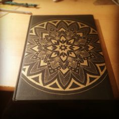 New and gold Mandala Art, Gold, Cards, Maps, Playing Cards