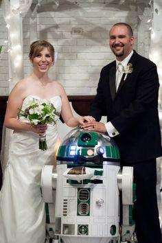 Droid wedding