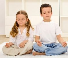 Oratio Orientation: MINDFULNESS O MEDITACIÓN PARA NIÑOS. ACTIVIDADES DE INICIACIÓN