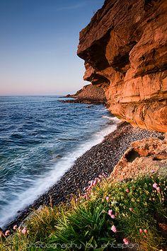 Clashach Cove, Scotland