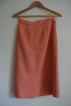 Lovely fitted pencil skirt by 365daysofvintage on Etsy, £20.00