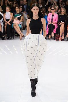 Is Dior Really Planning to Bring Back the Tailcoat?!: Dior has a way with seamlessly merging the past with the present, and Raf Simons's Spring 2014 runway show in Paris was no exception.