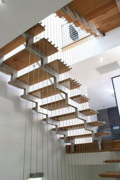 Stainless Steel Stairs...Amazing!