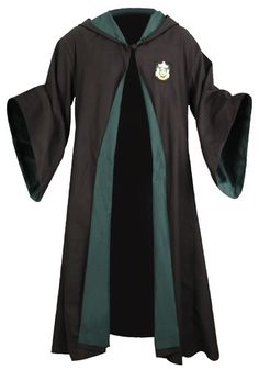 Assignment 3- #2 Our second stop was at Madam Malkin's robe shop. We bought an abundance of slytherin robes, in styles for all seasons.