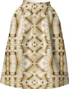 Fractal flower skirt from Print All Over Me