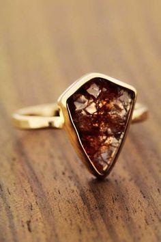 Melissa Joy Manning: Diamond Rings