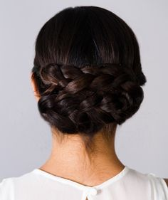 Beautiful Braided Styles! Perfect to get the hair out of the way with style!