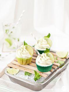... mojito cupcakes ...