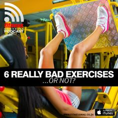 Episode 65: Really Bad Exercises…Or Are They?