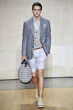 Dunhill Spring 2011 Menswear Fashion Show