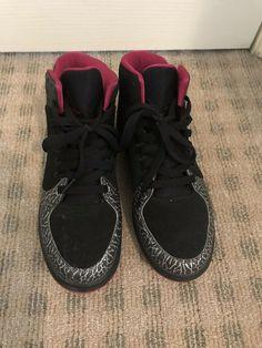 68665855a6f9 Nike Jordan shoes Boy 6.5Y. UK6EUR3924.5cn  fashion  clothing  shoes