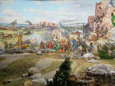 The walls of Byzantium - Janissaries prepare to attack