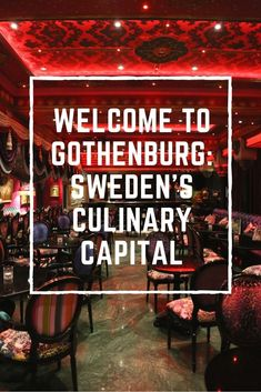 Travel to Gothenburg, Sweden: What to See, Eat, Drink & Do Europe Travel Guide, Travel Guides, Travel Destinations, Traveling Europe, Visit Sweden, Gothenburg Sweden, West Coast Road Trip, European Travel, Euro Travel