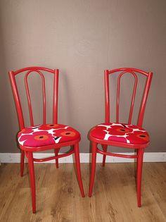 Marimekko Chairs ~ 54 degrees north Finland