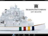 Pin by West Coast Weddings on Hudson's Bay Gift Registry ...