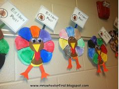 1000 images about thanksgiving projects and bulletin for Turkey crafts for first grade