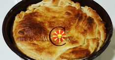 FAST PIE WITH SPINACH MADE OF PUFF PASTRY (FOR BEGINNERS) ~ Macedonian Cuisine Turkish Recipes, Greek Recipes, Fish Recipes, Whole Food Recipes, Chicken Recipes, Homemade Tacos, Homemade Taco Seasoning, Homemade Food, Pastry Recipes