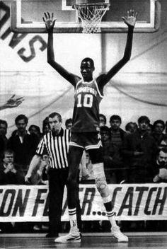 Manute Bol #baloncesto #basket #nba