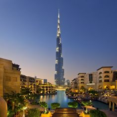 <p>The Burj Khalifa is a stunning feat of architecture and engineering…