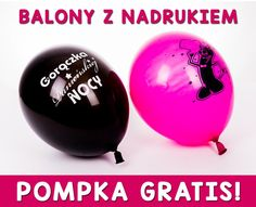 Balony LOGO balony z nadrukiem 500 GRATIS reklama