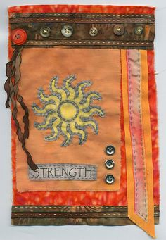 Prayer Flag - Strength