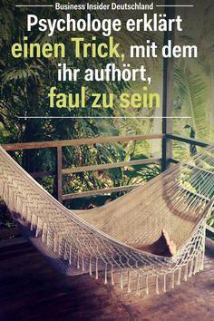 Ihr wollt weniger faul sein? Ein Psychologe erklärt, wie ihr mit dem faul sein Schluss macht! Artikel: BI Deutschland Foto: Shutterstock/BI
