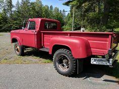 1963 Dodge Power Wagon W300 4X4