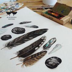 Odlehčit tíhu... originální akvarel Odlehčit tíhu... další z volného cyklu akvarelových studií. Akvarel malovaný s chutí, skoro meditačně :)...umanutá hra s technikou. Originál akvarel, vznikl jako ilustrace... nerámovaný, signovaný... autor Lucie Neuwirtová :). Malováno na kvalitní akvarelový papír, českými, uměleckými, akvarelovými barvami, prověřenými časem, ...