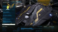 Elite Dangerous: Guardians Beta 2.203 Ship Models Part 2