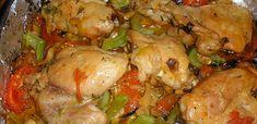 Most igazán jól lakhatsz! Hungarian Recipes, My Recipes, Poultry, Chicken, Meat, Food, Backyard Chickens, Essen, Eten