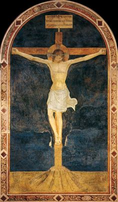 Crucifixion, Fra Angelico