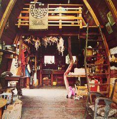Woodstock Handmade Houses  via Lincolntaft.com