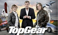 Top Gear.... BBC A great way to spend Monday Night