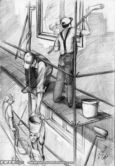 Fd imgesel 54 Boyacilar by FREEdige. on Fd imgesel 54 Boyacilar by FREEdige.devianta… on Fd imgesel 54 Boyacilar by FREEdige.devianta… on - Human Figure Sketches, Human Sketch, Figure Sketching, Figure Drawings, Space Drawings, Pencil Art Drawings, Art Drawings Sketches, Perspective Drawing Lessons, Perspective Sketch
