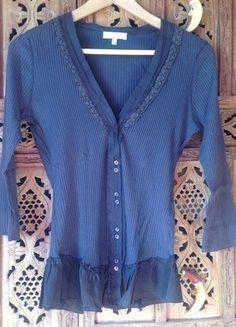 À vendre sur #vintedfrance ! http://www.vinted.fr/mode-femmes/gilets/25673846-haut-kookai-t1