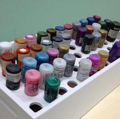 Glitter Glue / Refill organizer