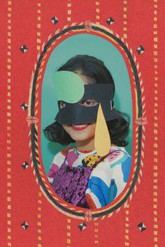 Face Off on Rookie Mag by Apoorva Bisht, Vatsala Manan and Vartika Sharma
