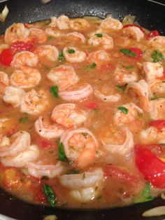 shrimp and grits recipe | cooking from the heart
