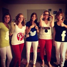 Group costume idea