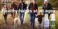 Healthy Habits at All Ages