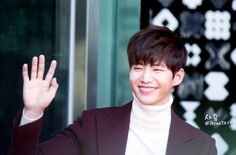 Song Jae Rim at SMTOWN Coexartium Event