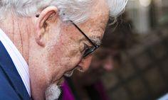 Rolf Harris found guilty of indecent assault