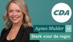 Woensdag 8 maart is CDA tweede kamerlid Agnes Mulder op werkbezoek in Borger-Odoorn. Agnes Mulder start het werkbezoek met wethouder Frits Alberts in Valthermond. Waar zij 's morgens een bezoek brengen aan het sociaal team de Monden.  Lees verder op onze website.