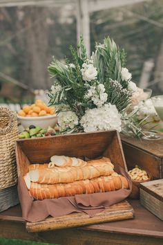 Photography: Carlie Statsky - www.carliestatsky.com Read More: http://www.stylemepretty.com/california-weddings/2015/03/12/chic-california-coast-wedding/
